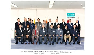 UNIDO - Japan International Cooperation Agency ex Participant